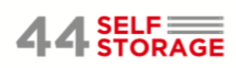 44 Self Storage logo